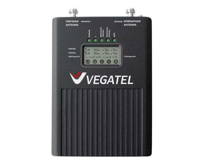 Репитер VEGATEL VT3-1800/3G (LED)